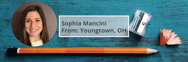 Scholarship Winner blog sophia-1